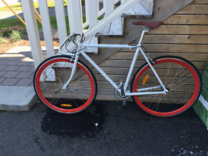 Fixed gear - with freewheel option