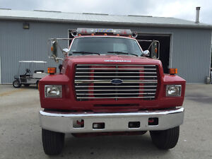 1990 Ford F-800 Other