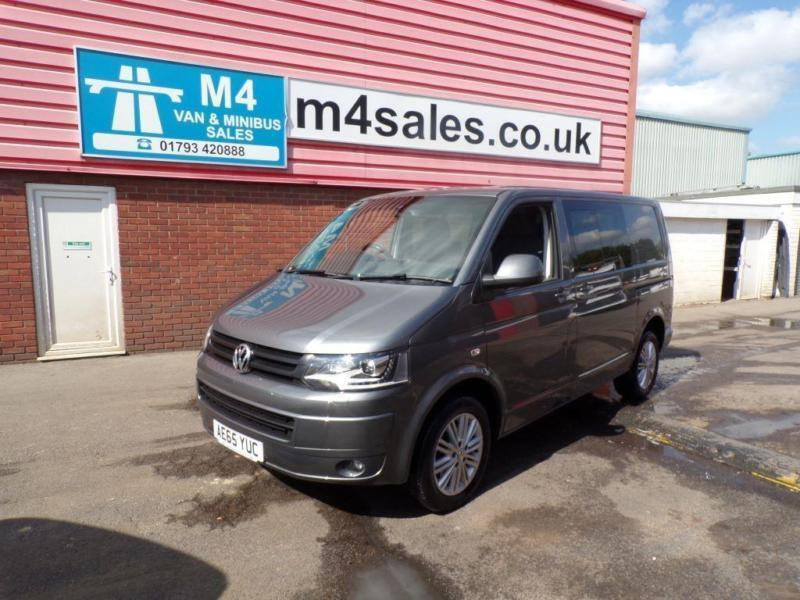 VW Transporter T30 TDI KOMBI HIGHLINE SWB 180PS A/C
