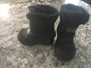 Sorel Winter Boots (kids size 7)