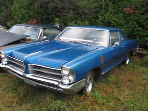 1965-1970 Pontiac B body parts