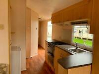 3 bed static caravan for sale North Wales, Lyons Robin Hood, beach access!