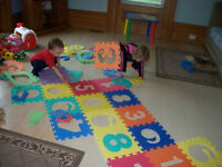Casual/ drop in child care --Lyn area home daycare