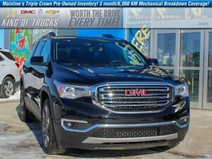 2017 GMC Acadia SLT-2 | Leather | Front  Rear Park Assist  - $30