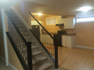 2Bedrooms New Basement for rent from March 1st,