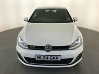 2014 64 VOLKSWAGEN GOLF GTD AUTO DIESEL 1 OWNER VW SERVICE HISTORY FINANCE PX
