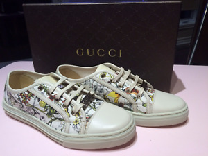 New Authentic Gucci Keds Shoes
