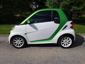 2014 Smart Fortwo Electric Passion
