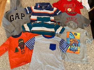 Boys size 5 clothing lot