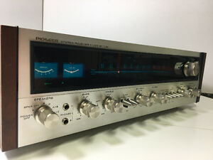 Pioneer SX-828 Stereo Receiver