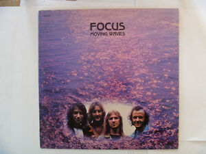 FOCUS LPs - 4 to choose from