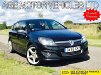 2009MY VAUXHALL ASTRA 1.8i SRI 1.8 PETROL SRI MODEL BETTER THAN SXI 5 DOOR