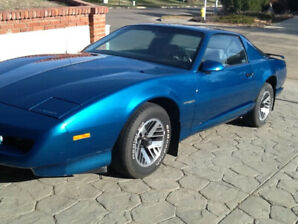 "In Camrose, AB, 1992 Collector Firebird in ""like-new"" condition!"