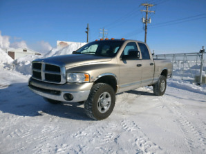 2005 Dodge Ram 3500 Cummins 6 speed 163K