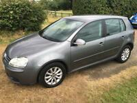 2007 Volkswagen Golf 1.9 TDI Match Hatchback 5dr Diesel Manual (132 g/km,