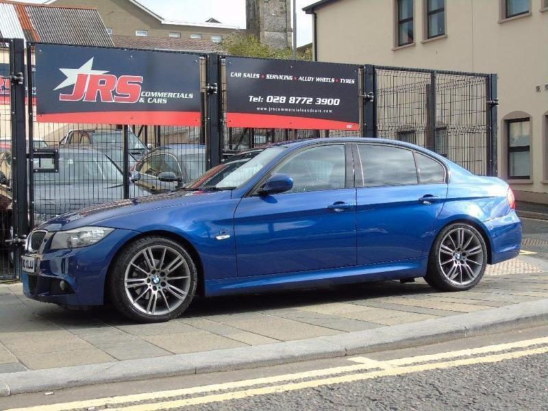 2010 BMW 3 Series 2.0 318d Sport Plus 4dr