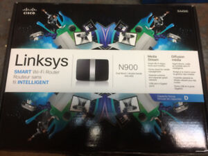 Linksys N900 router EA4500