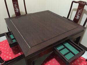 Wellcrafted and Classic Chinese Table Set