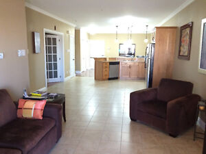 Fully furnished two bedroom condo