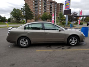2005 NISSAN ALTIMA V6: Runs Perfectly, Very Clean, REDUCED!