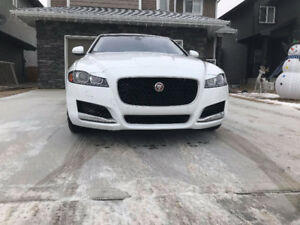 2017 Jaguar XF SuperCharged - 345 BW - 3 Year Lease Takeover@ 0%