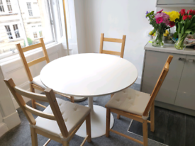 Kitchen Table And 6 wooden chairs