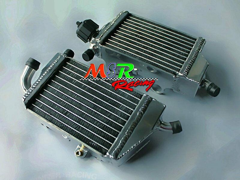 Fit KTM 250 SX-F 350 SX-F 250//350 SXF 2017 2018 17 18 aluminum radiator
