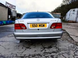 Mercedes Benz E55 AMG 5.4 V8