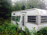 1967 vintage trailer