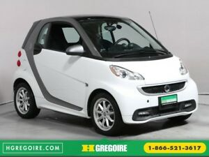 2015 Smart Fortwo Passion ELECTRIQUE MAGS AC GR ELECT