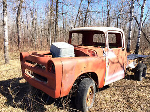 1957 Fargo / Dodge truck body