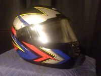SHC-300 Snowmobile Helmet