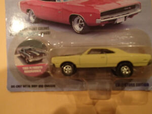 JOHNNY LIGHTNING - MUSCLE CARS USA - 1969 PLYMOUTH ROAD RUNNER Sarnia Sarnia Area image 3