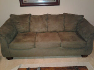Couch and Love Seat For Sale $400.00