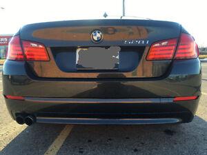 2012 BMW 5-Series Sedan 528 x drive BMW warranty