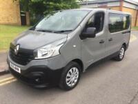 2016 Renault Trafic 1.6 dCi Energy SL27 Business Mini Bus 5dr 9 Seats EU6 Manual