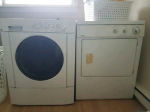 Frigidaire Washer and Kenmore Dryer