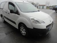 Peugeot Partner 1.6HDi ( 92 ) 750 S L2 LONG WHEEL BASE, LOW MILES, 1 OWNER,