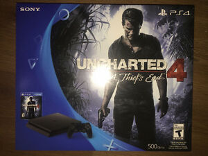 Ensemble Neuf Uncharted PlayStation 4  500 Go