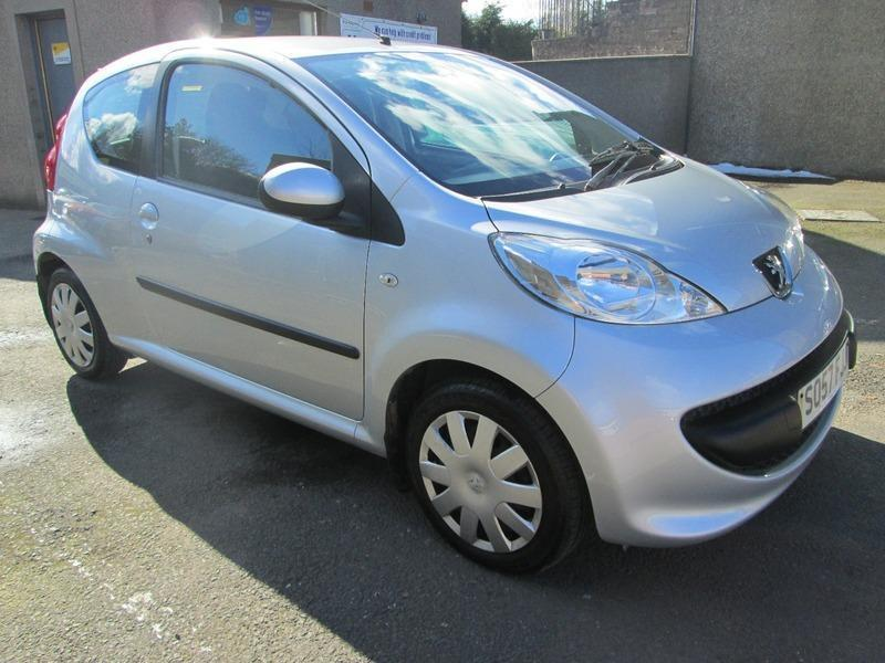 Peugeot 107 1.0 Urban - MOTD 18/02/2019, SERVICED, WARRANTIED and AA
