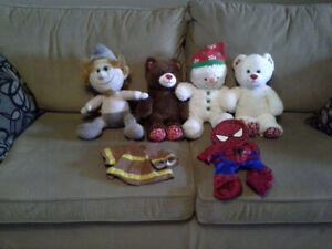 Build a Bear and accessories