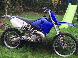 YZ 250 01 £1350 ono