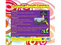 FREE YOUTH DROP-IN Fridays 3-5pm downtown at CYC