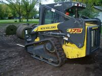 Skid Steer Services for Hire