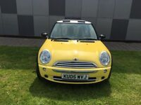 Mini Cooper 1.6 petrol 3 door hatchback