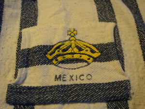 Mexican poncho hoodie (unisex)