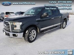 2015 Ford F-150 XLT  - One owner - Local - Trade-in