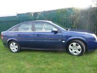 2004 VAUXHALL VECTRA 2.2 DTI DIESEL AUTOMATIC DESIGN 5 DOOR