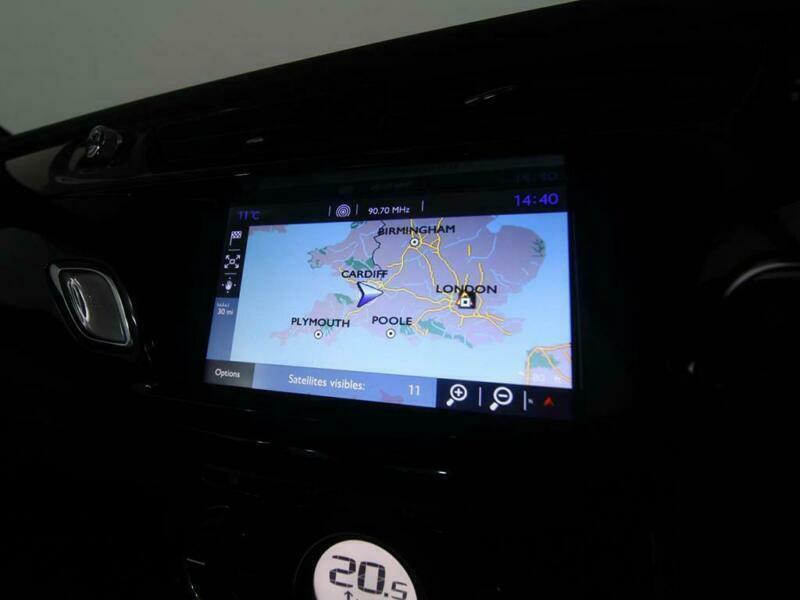 2017 DS DS 3 1.2 PureTech Performance Line 3dr HATCHBACK Petrol Manual