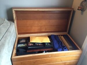 Wooden chest London Ontario image 2